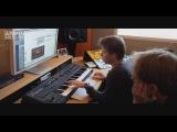 Рождение хита - как это бывает. Armin van Buuren feat. Ferry Corsten in home studio